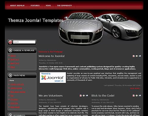 JOOMLA TEMPLATES FREE SPORTS