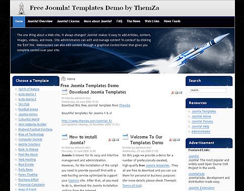joomla templates herunterladen
