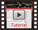 'Racing Cars' WordPress theme