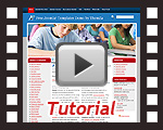 'High School' Joomla 1.5 template