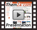Free CMS Templates from ThemZa.com