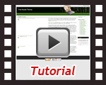 'E-learning Portal' Moodle template