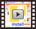 install a 4images template
